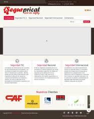 Màs información de Segurpricat Siseguridad : la consultoria de seguridad y autoprotección integral